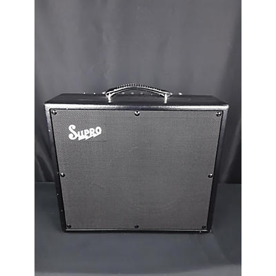 Supro 1697R Galaxy Tube Guitar Combo Amp