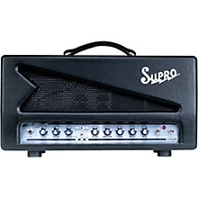 Open Box Supro 1697RH Galaxy 50W Tube Guitar Amp Head