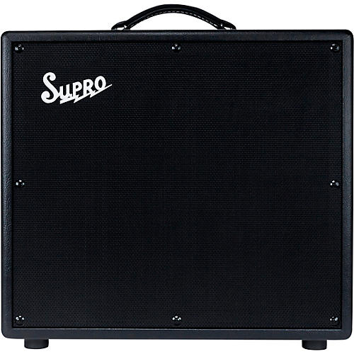 supro 1697rh galaxy 50w tube guitar combo amp black musician 39 s friend. Black Bedroom Furniture Sets. Home Design Ideas