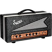 Open BoxSupro 1699R Statesman 50W Tube Guitar Amp Head