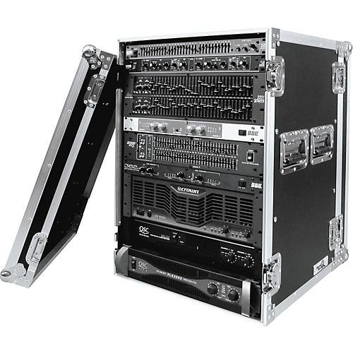 Road Runner 16U Deluxe Amplifier Case