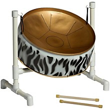 Fancy Pans 16WT Wild Things Pentatonic Steel Drum