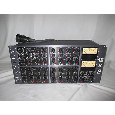 Manley 16X2 MIC/LINE Line Mixer