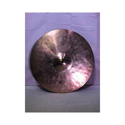 """Wuhan Cymbals & Gongs 16in 16"""" CRASH Cymbal"""