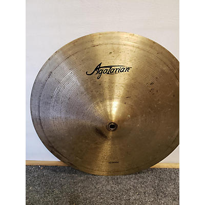 Agazarian 16in 16 INCH CRASH Cymbal