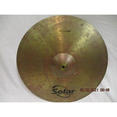 Solar by Sabian 16in 16 In Crash Cymbal