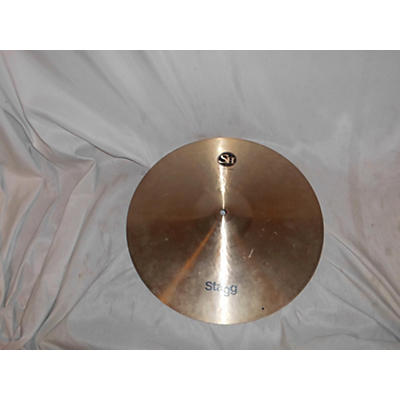 """Stagg 16in 16"""" THIN CRASH Cymbal"""