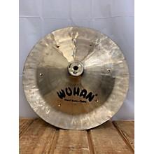 Wuhan Cymbals & Gongs 16in 16IN CHINA Cymbal