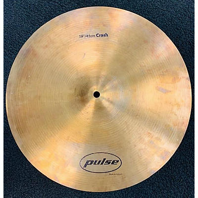 Pulse 16in 16in Crash Cymbal