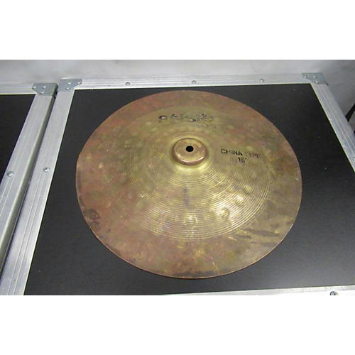 16in 2000 Series Colorsound China Cymbal