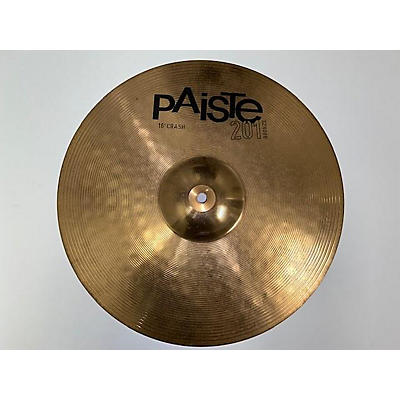 Paiste 16in 201 BRONZE Cymbal