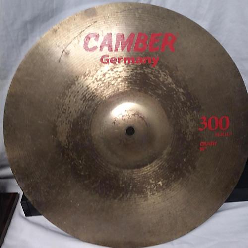 16in 300 Series Crash Cymbal