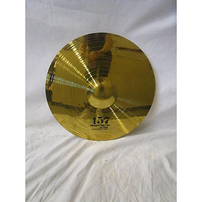 Wuhan Cymbals & Gongs 16in 457 HEAVY METAL Cymbal