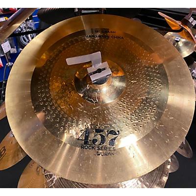 Wuhan Cymbals & Gongs 16in 457 ROCK SERIES Cymbal