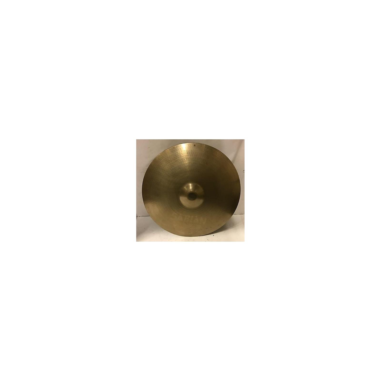 Sabian 16in 80s AA Thin Crash Cymbal
