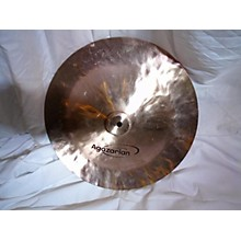 Agazarian 16in AGT Traditional China Cymbal