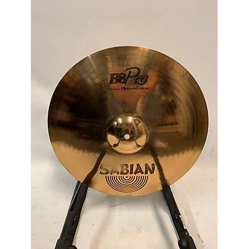 16in B8 PRO MEDIUM CRASH Cymbal