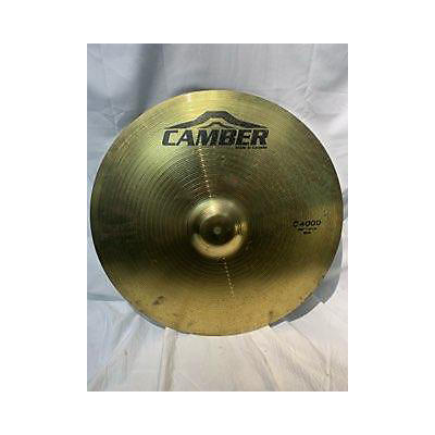 Camber 16in C4000 Crash Cymbal