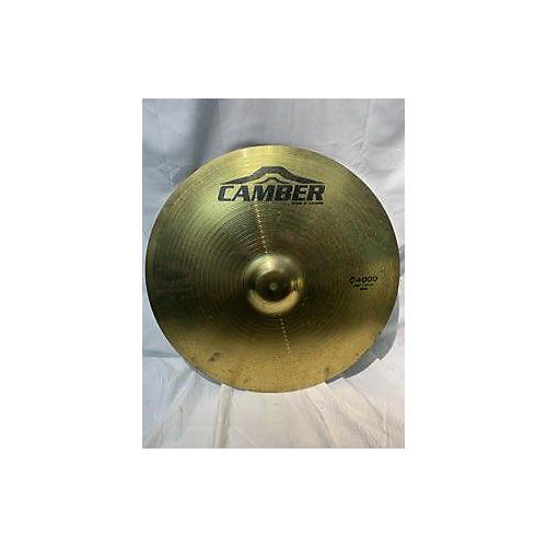 Camber 16in C4000 Crash Cymbal 36