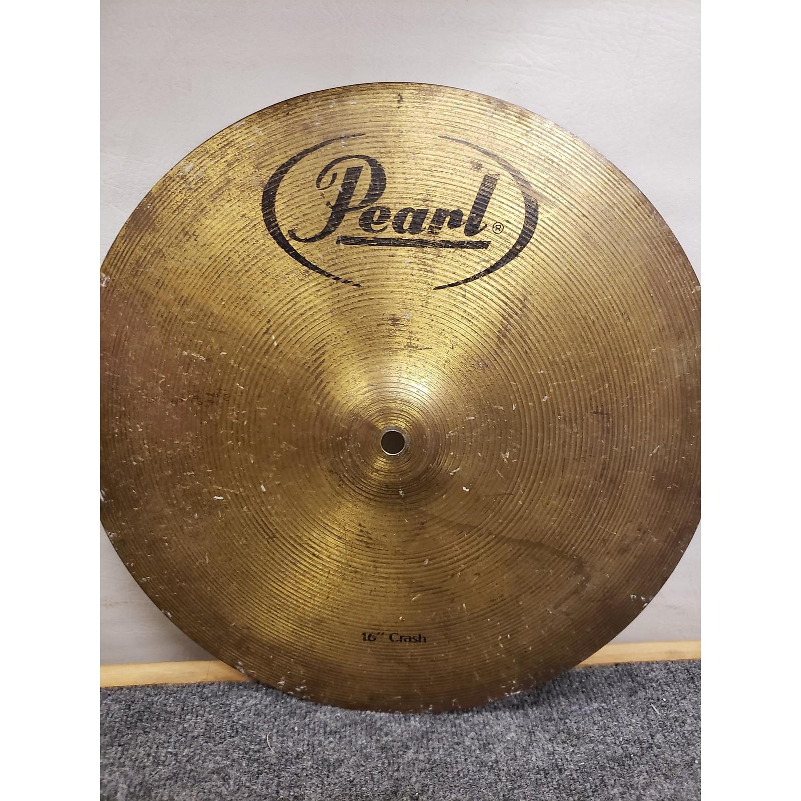 Pearl 16in CRASH Cymbal