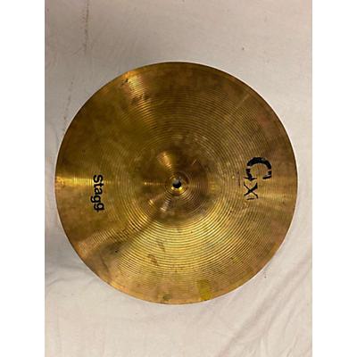 Stagg 16in CXA CYMBAL Cymbal