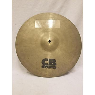 CB Percussion 16in CYMBAL Cymbal