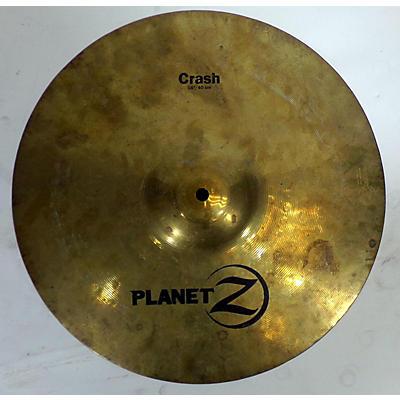 Planet Z 16in Crash Cymbal