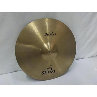 Saluda 16in DIAMOND Cymbal