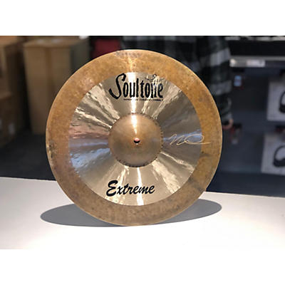 Soultone 16in Extreme Crash Cymbal