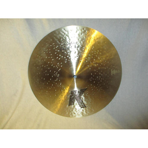 16in K Custom Dark Crash Cymbal
