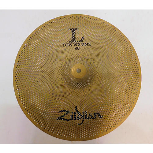 Zildjian 16in L80 Low Volume Crash Cymbal 36