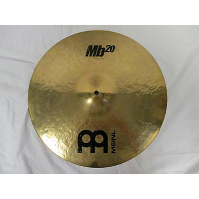 Meinl 16in MB20 Medium Heavy Cymbal