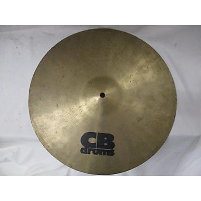 CB Percussion 16in MX Series Crash Cymbal