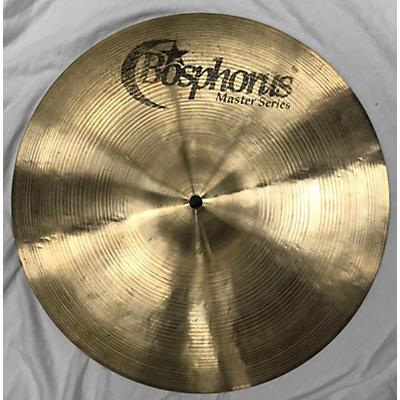 Bosphorus Cymbals 16in Master Series Crash Cymbal