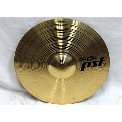 Paiste 16in PST Crash Cymbal