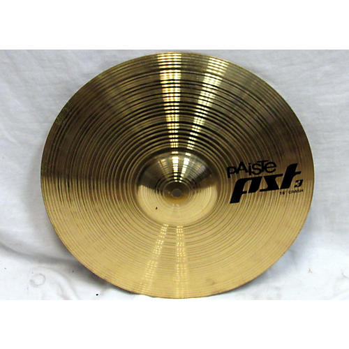 16in PST Crash Cymbal