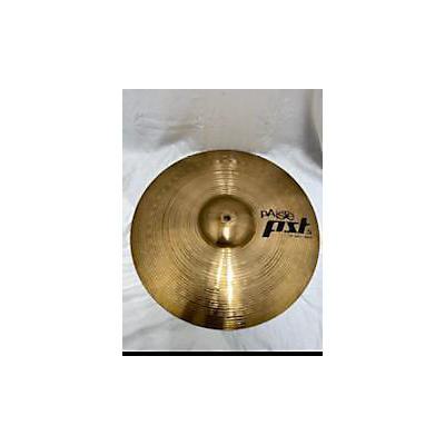 Paiste 16in PST5 Rock Crash Cymbal