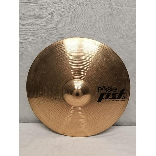 Paiste 16in Pst 5 Thin Crash Cymbal 36