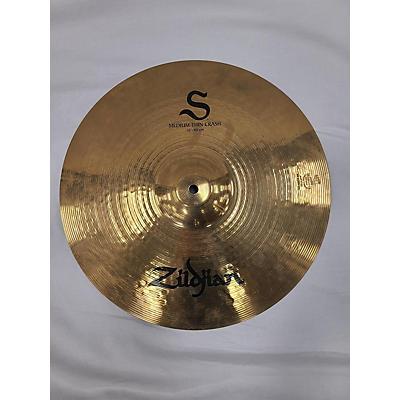 Zildjian 16in S Family Medium Thin Crash Cymbal