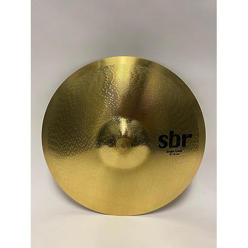 Sabian 16in SBR Bright Crash Cymbal 36