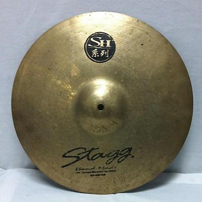 Stagg 16in SH-CM16R 16-Inch SH Medium Crash Cymbal