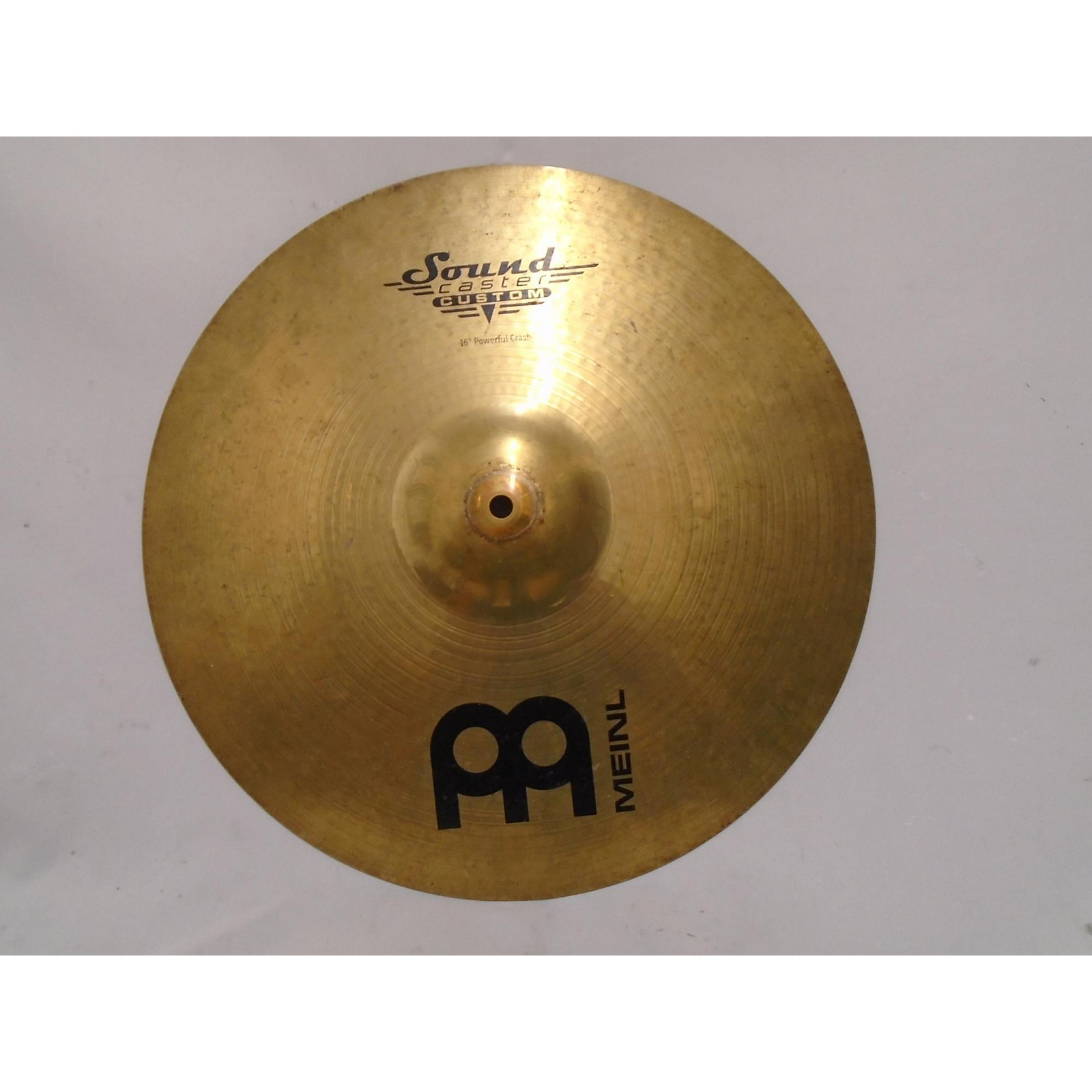 Meinl 16in Sound Caster Fusion Powerful Crash Cymbal