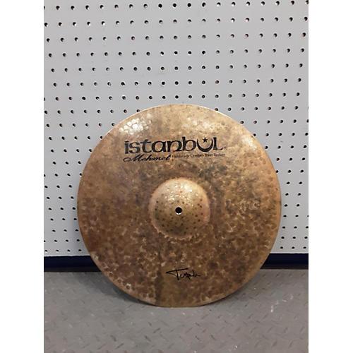 Istanbul Mehmet 16in TURK CRASH Cymbal 36