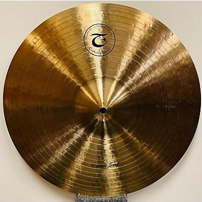 Turkish 16in Vintage Soul 16 Crash Cymbal Cymbal