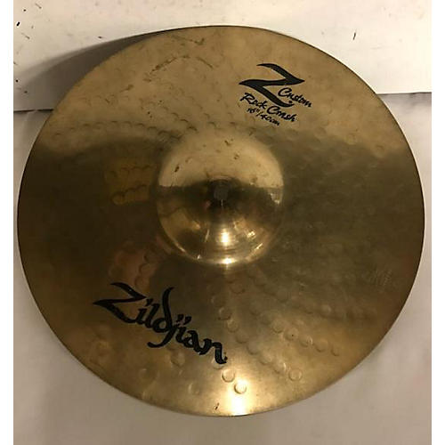 Zildjian 16in Z Custom Rock Crash Cymbal 36