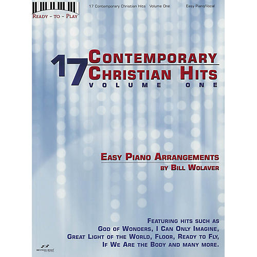Brentwood-Benson 17 Contemporary Christian Hits - Volume 1 (Book)