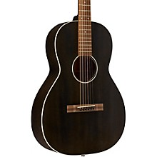 17 Series 00-17SE Grand Concert Acoustic-Electric Guitar Black Smoke