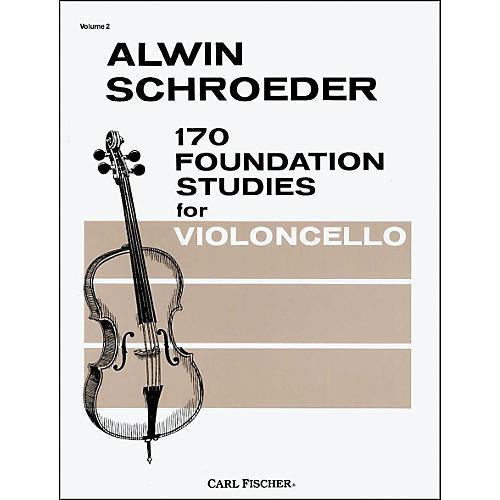Carl Fischer 170 Foundation Studies Book 2