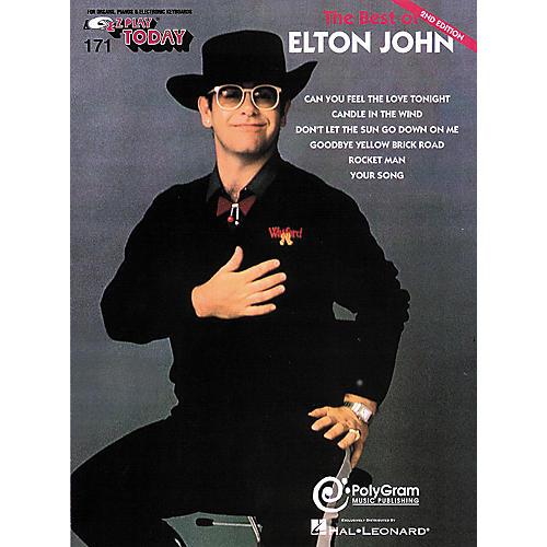 Hal Leonard 171. The Best of Elton John