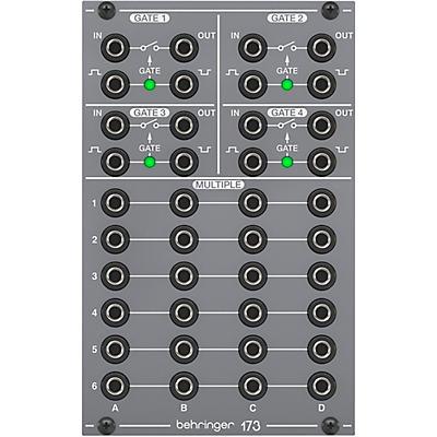 Behringer 173 Quad Gate/Multiples Eurorack Module